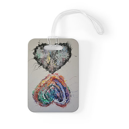 """Reflections"" Bag Tag"