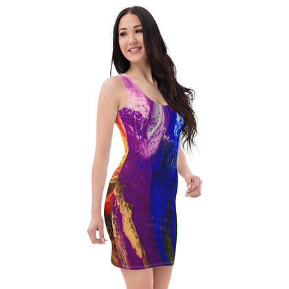 """Electric Pride"" Dress"