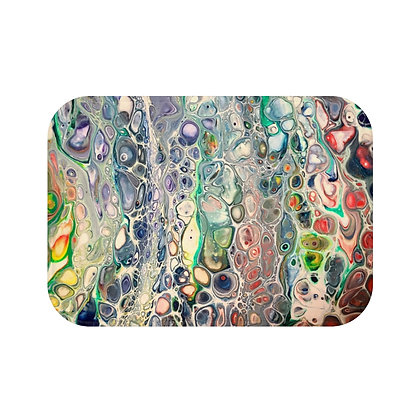 """Come Together II"" Bath Mat"
