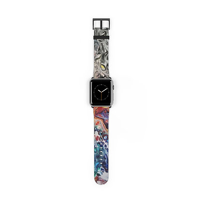 """""""Reflections"""" Watch Band"""