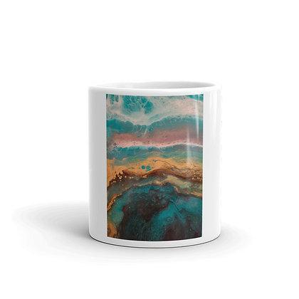 """""""Côte d'or"""" Mug"""