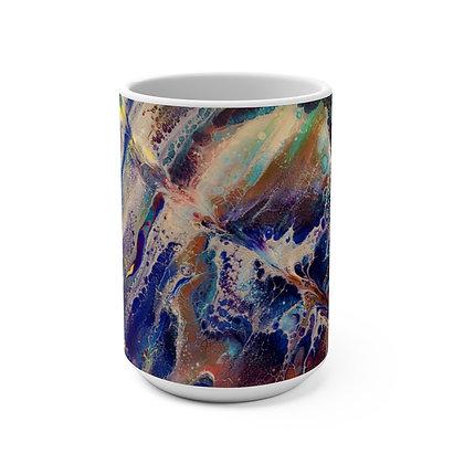 """""""Chaos"""" Mug 15oz"""