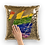 Thumbnail: Rainbow Sequin Cushion Cover