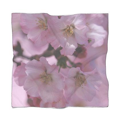 """""""Very Cherry Blossom"""" Scarf"""