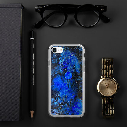 """Blue Planet"" iPhone Case"