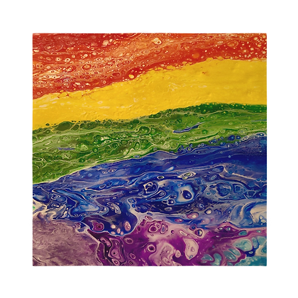 Rainbow Sublimation Bandana