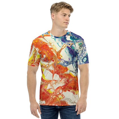 Fire and Ice Men's T-shirt
