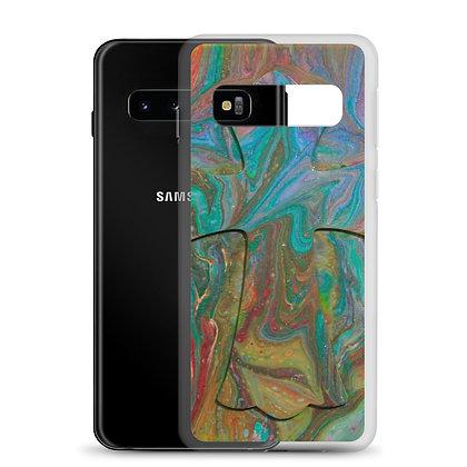 """Cross"" Samsung Case"
