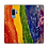 Thumbnail: Rainbow Fully Printed Wallet Cases