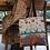 "Thumbnail: ""Rainbow Garden"" Tote bag"