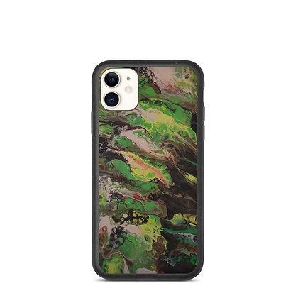 """JES"" Biodegradable phone case"