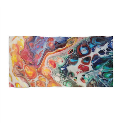 """Reflections"" Beach Towel"