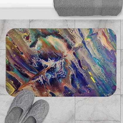 """Chaos"" Bath Mat"