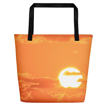 Goodnight Ocean Beach Bag