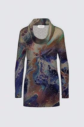 """""""Chaos"""" Mia Tunic in Sweater Knit"""
