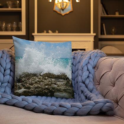 """""""Crash"""" Premium Pillow"""