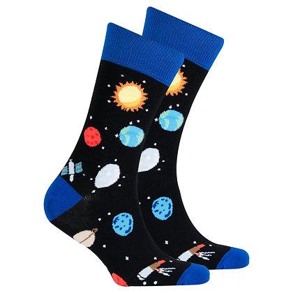 Men's Galaxy Socks