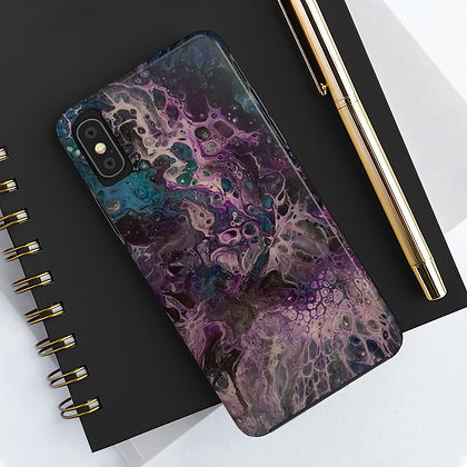 """Stormy Weather"" Case Mate Tough Phone Cases"