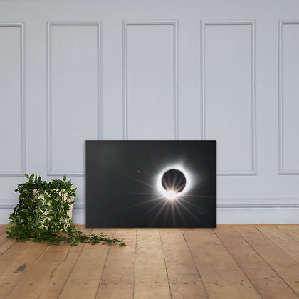 Eclipse on Canvas