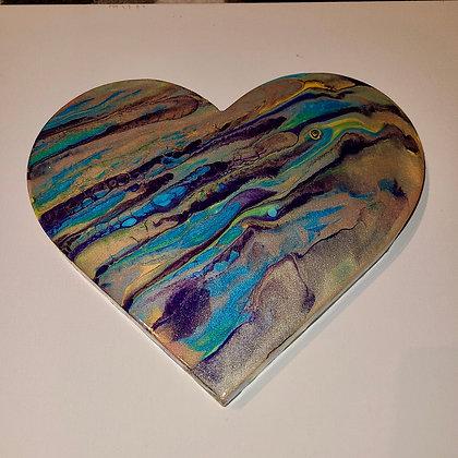 """""""Wooden Heart"""""""