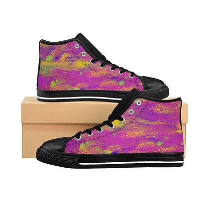 """""""Maggie"""" Women's High-top Sneakers"""