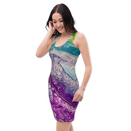 """Glacial Melt"" Dress"