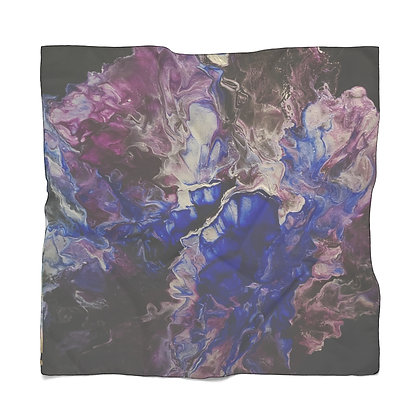 """""""In Bloom"""" Poly Scarf"""