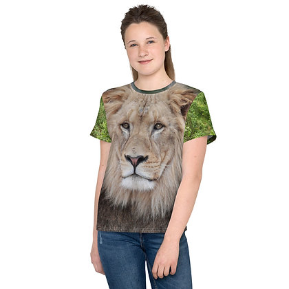 """""""The Lion Wakes"""" Youth T-Shirt"""