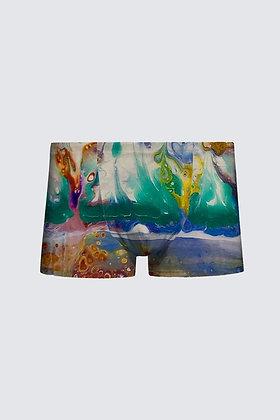 """""""Rainbow Garden"""" JJGalleries Premium Designer Boxer Briefs"""