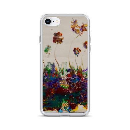 """""""Flower Garden"""" iPhone Case"""