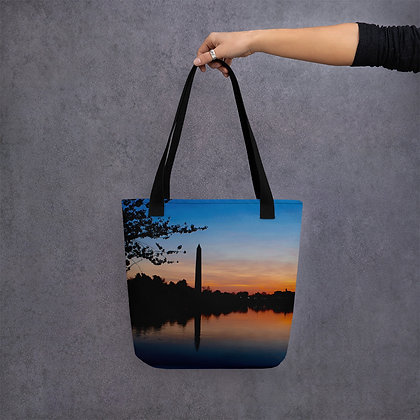 """A New Day has Come"" Tote bag"