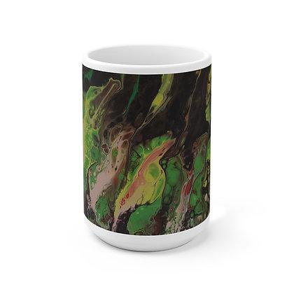 """""""JES"""" Ceramic Mug 15oz"""