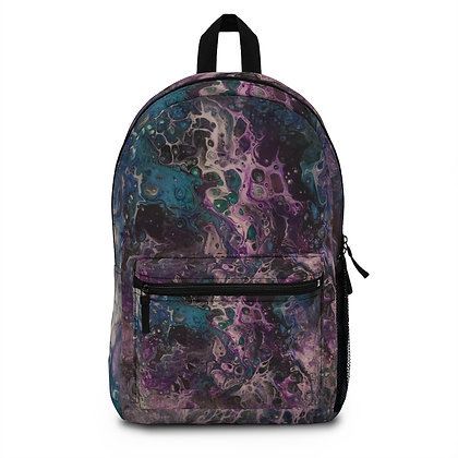 """""""Stormy Weather"""" Backpack (Made in USA)"""