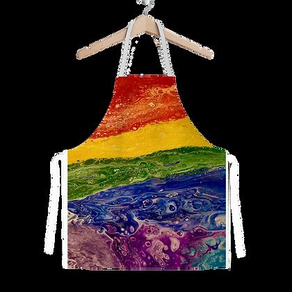 Rainbow Classic Adult Apron