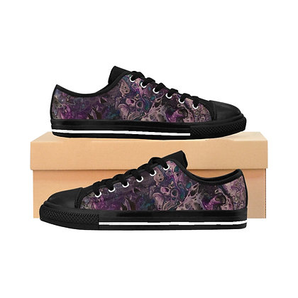 """Stormy Weather"" Women's Sneakers"