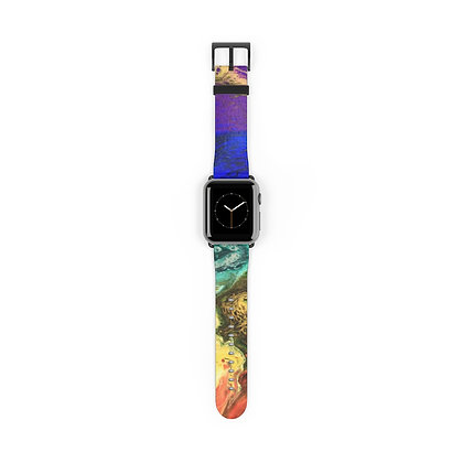 """Electric Pride"" Watch Band"