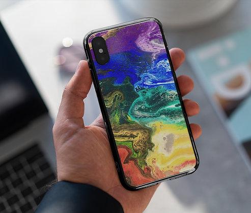 """Electric Pride"" iPhone  Case"