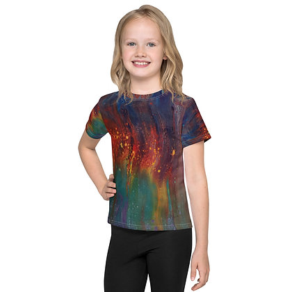 """""""Ride the Wave"""" Kids T-Shirt"""