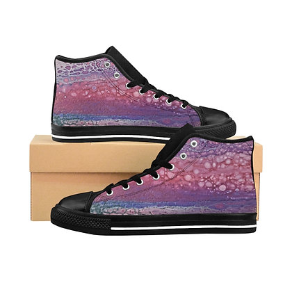 """Sherry"" Women's High-top Sneakers"