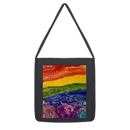 Rainbow Classic Tote Bag