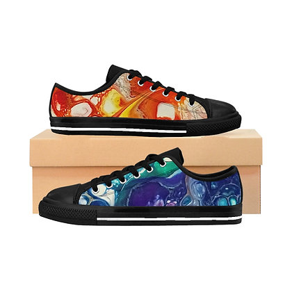 Fire and Ice Men's Sneakers