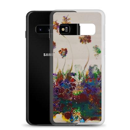 """""""Flower Garden"""" Samsung Case"""