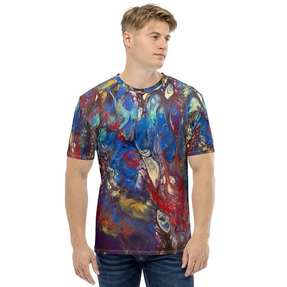 """Feeling Blue"" Men's T-shirt"