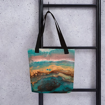 Côte d'or Tote bag