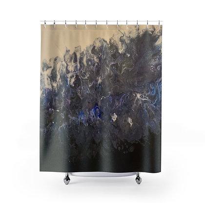 """Haboob"" Shower Curtains"