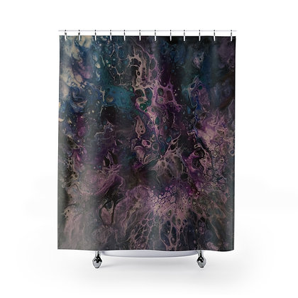 """""""Stormy Weather"""" Shower Curtain"""