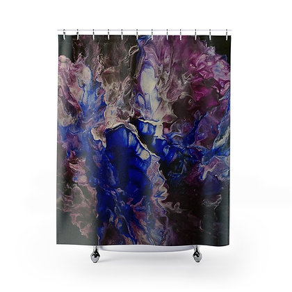"""""""In Bloom"""" Shower Curtain"""