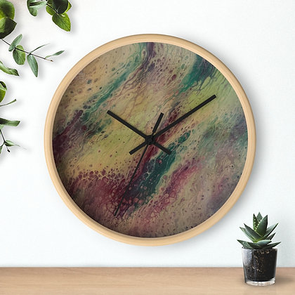 """Monica"" Wall clock"