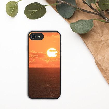 """Goodnight Ocean"" Biodegradable phone case"
