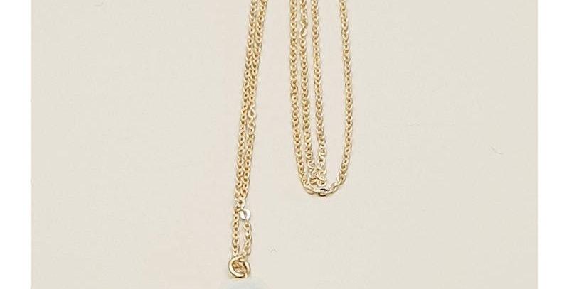 Collier grosse perle d'eau douce - Leky James - collier & bijoux Vienne 38